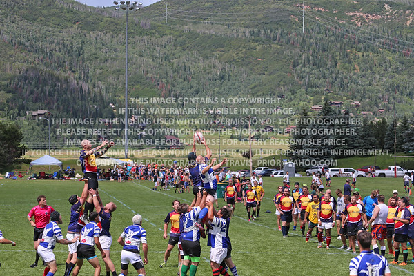 Misfits Rugby 2015 Cowpie Rugby Tournament July 11th