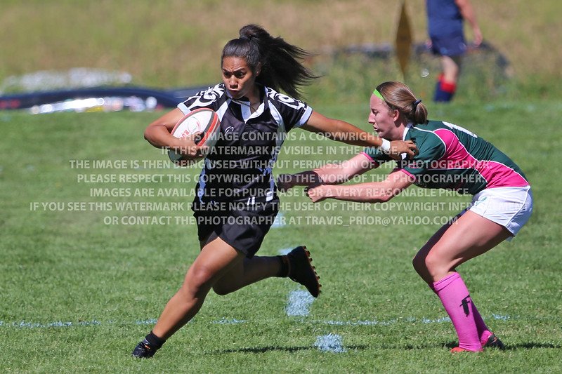 Vipers Women's Rugby 2015 Cowpie Rugby Tournament July 11th