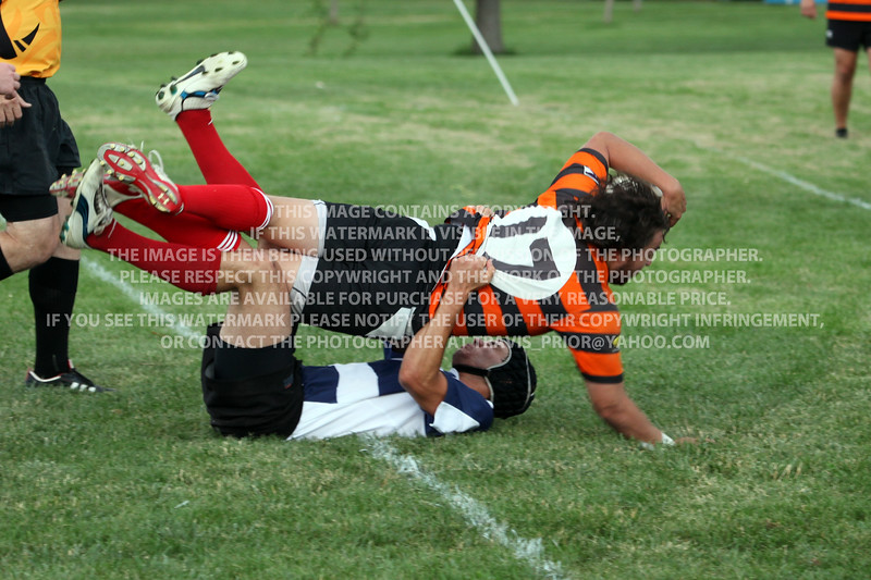 Jacob Park Rugby July 17, 2012