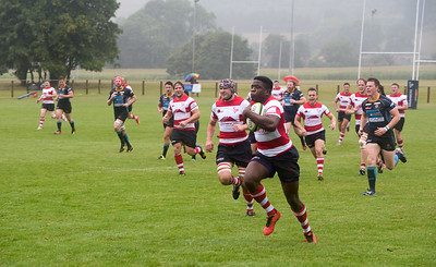 Dorking v Guildford
