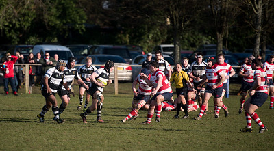 Dorking v Sutton and Epsom