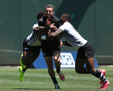 Fiji Men at the Rugby World Cup Sevens 2018