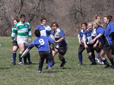 Hopkins vs. Brookfield Bruisers
