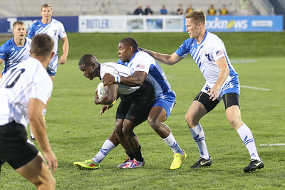 Cameron Freeman 2H1540410 2014 Serevi Rugbytown Seven's Air Force vs Marines