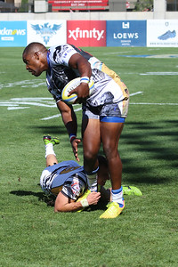 Cameron Freeman H1641764 2014 Serevi Rugbytown Seven's Air Force