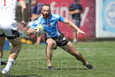 August 27, 2017; Glendale, Colorado, USA ;  during the 2017 Rugbytown 7's at Infinity Park. Photo credit: Travis Prior