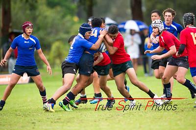 Game Three Under 14's State Championship's 27 09 2014-25