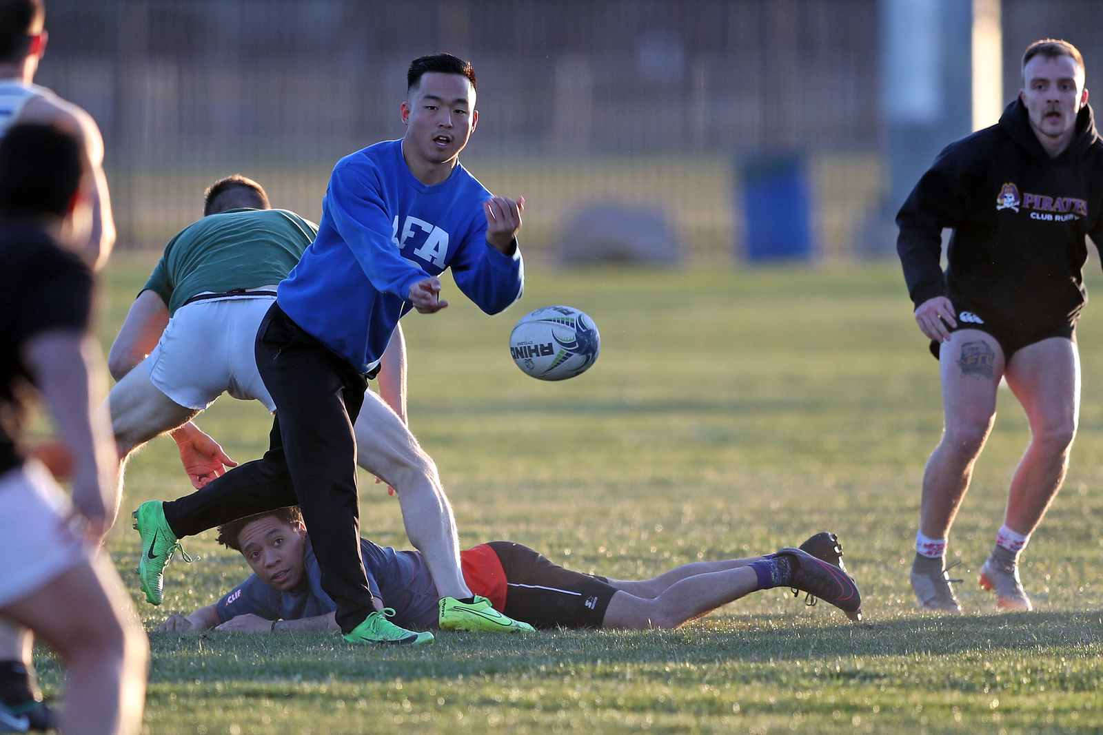 Denver Selects Rugby Men 2018 Las Vegas Invitational PriorT