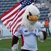 USA Eagles mascot