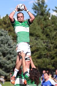October 1, 2016 Denver Barbarians D2 Rugby vs Glendale Raptors D2 Rugby