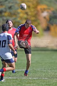 Saturday October 15, 2016 Denver Halrequins Rugby D2 vs Boulder Rugby D2
