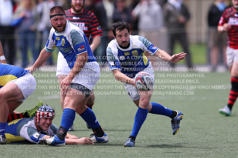 May 8, 2016 St Louis Royals vs Denver Highlanders D III Playoff
