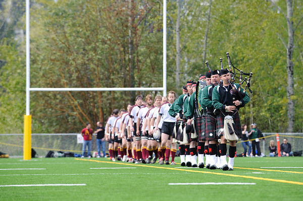 Opening - New Rugby Pitch