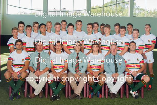 Paul Roos 150 Rugbydag Spanfotos