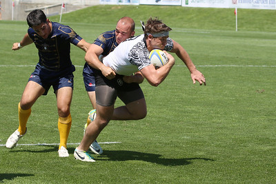 USTS7S6581 TP-2013-17-08 Serevi 7's Tournament El Azul vs US Navy Rugby
