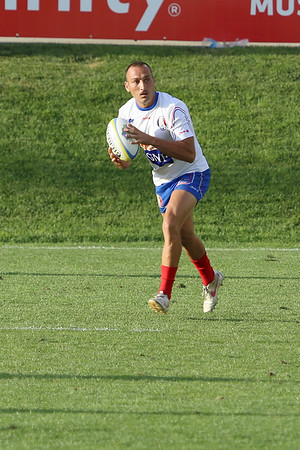 USTS7S8936 TP-2013-17-08 Serevi 7's Tournament French Armed Forces Rugby