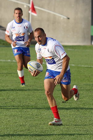 USTS7S8945 TP-2013-17-08 Serevi 7's Tournament French Armed Forces Rugby