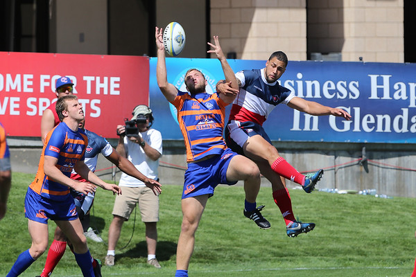 2014 Serevi Rugbytown Seven's Glendale Colorado August 15-17