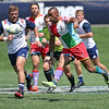 August 26, 2017; Glendale, Colorado, USA ;  during the 2017 Rugbytown 7's at Infinity Park. Photo credit: Travis Prior