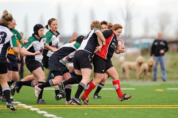 Seattle Women vs Abbottsford 2/27/10