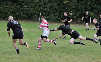 2nd Oct 2009 - Claverdon verses Atherstone
