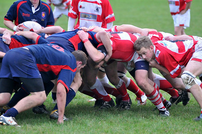 12th Nov 2011 - Claverdon v Birm Exiles