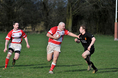 10th March 2012 - Claverdon verses Atherstone