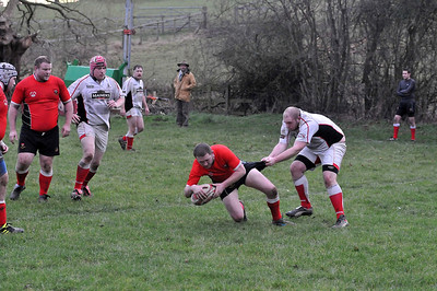 Jan 7th 2012 - Claverdon verses Coventry Welsh