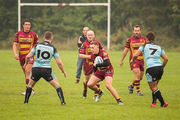 St.Judes 10 v Hunslet Warriors 22 03-10-15