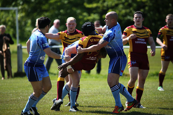 St.Judes v Hunslet Warriors