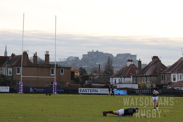 Heriot's Rugby v Watsonians Rugby
