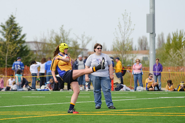 U-19 Ladies Kirkland vs Budd Bay