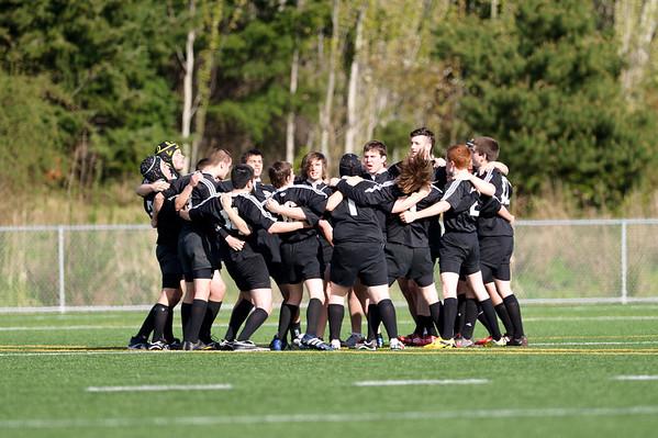 U19 Seattle Vikings vs Harbour Hurricanes (4/21/2012)