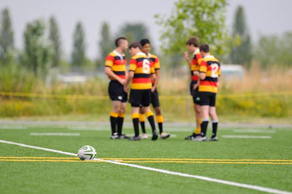 U19 Seven's Round 2 (7/17/2010)