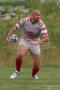 Kansas City United Rugby Club 7's, The Heartland 7's Qualifier, Kansas City, July 6, 2013