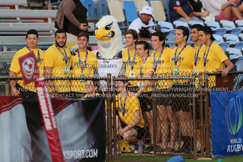 2016 America's Cup USA Eagles vs Chile