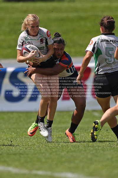 2017 Club 7's Chicago Lions Rugby Women