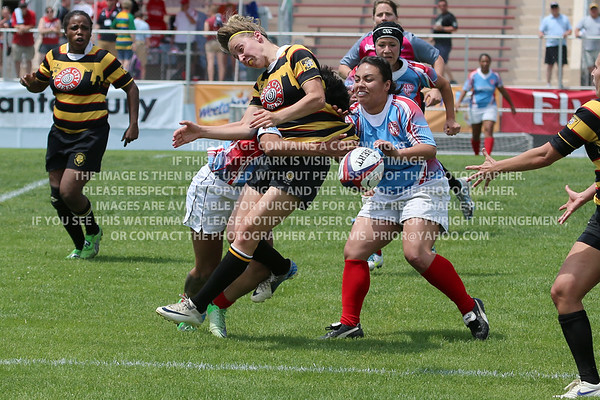 2014 USA Rugby Emirates Airline Club National Finals Madison Wisconsin