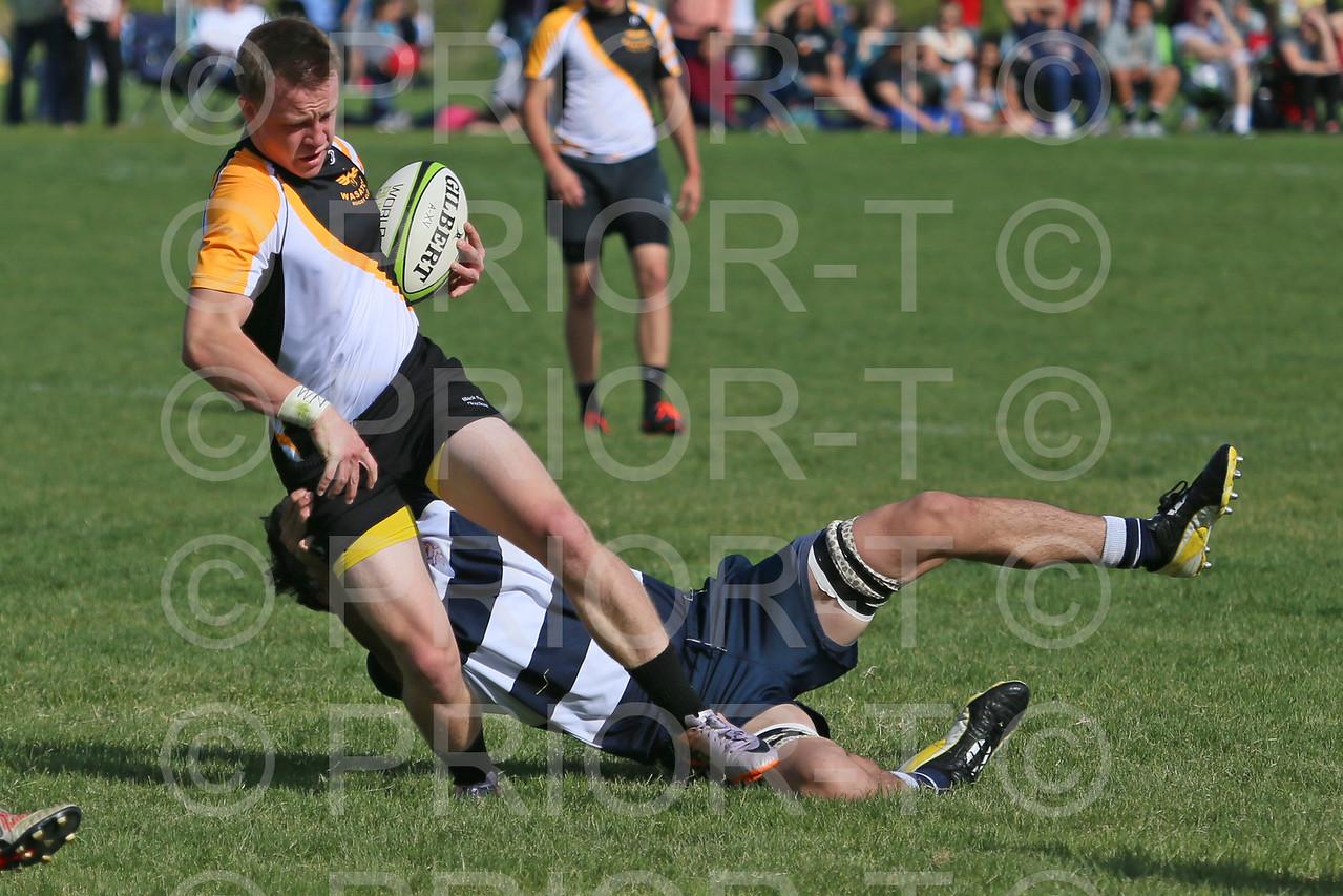 Wasatch Rugby Club 2015 Utah Multi School Varsity Championships Quarter Final May 2