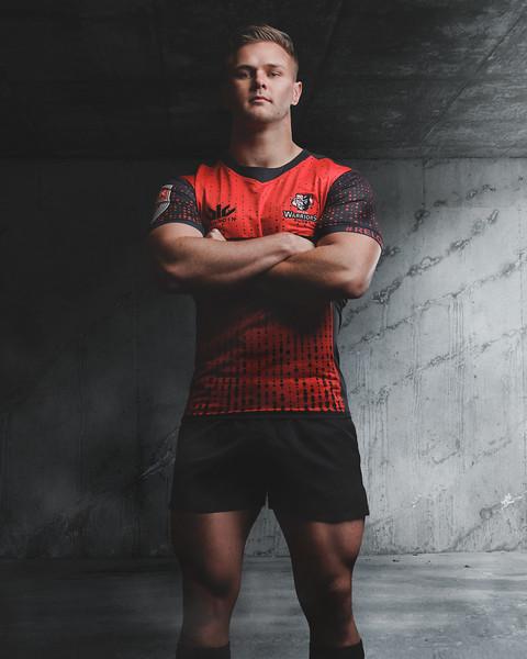 Utah Warriors Paladin 2020 Kit Reveal Shoot
