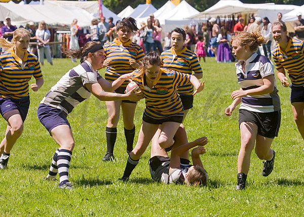Women's Rugby Bellingham highland Games 2011