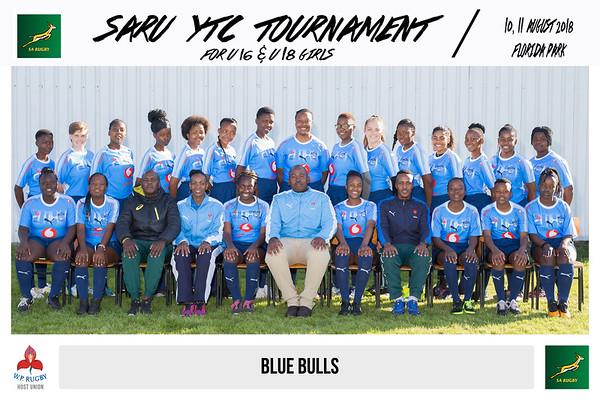 YTC Tournament for U16 & U18 Girls