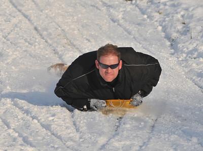 Jan 2010 - Snow!
