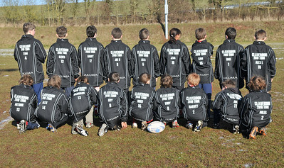 Feb 2010 - Under 12's Tour - Portraits After Game