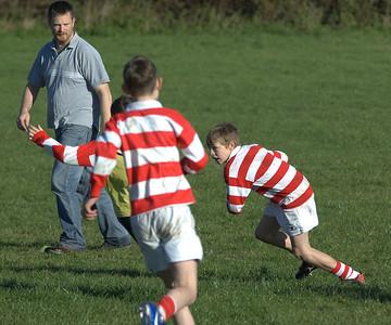 Nov 2006 - Mini Rugby u11