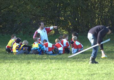 Nov 2006  - Mini Rugby u8