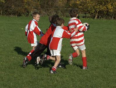 Nov 2006 - Mini Rugby u9