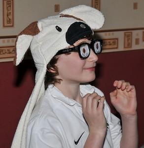 Feb 2010 - Under 12's Tour - Clav Has Talent