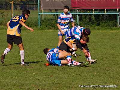 Juvenia vs Juvenia Cracow october 2014