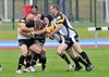 Edinburgh Eagles v Ayrshire Storm, the Premier Division Final held by Scottish Rugby League at Scotstoun Stadium on 6 August 2011.
